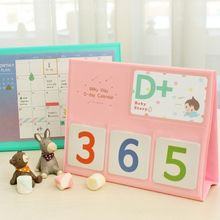 LIFE STORY - D-Day Count Desk Calendar (M)