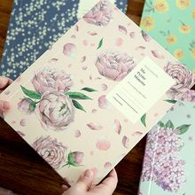 BABOSARANG - Floral Print Photo Album - (M)