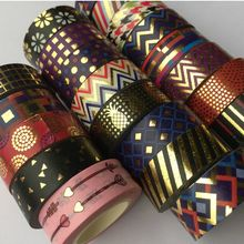 Tapez - Bronzing Patterned Masking Tape
