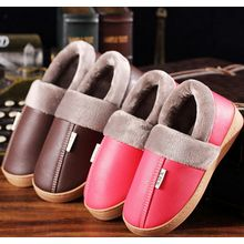 Rivari - Fleece-lined home Slip Ons