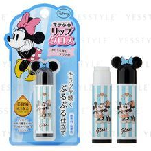 Disney - Mickey & Minnie Lip Balm (Clear Gloss)