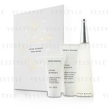 Issey Miyake - LEau DIssey Coffret: Eau De Toilette Spray 100ml/3.3oz + Body Cream 75ml/2.5oz + Shower Cream 50ml
