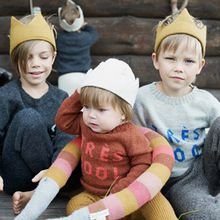 Hats 'n' Tales - Kids Beanie Crown