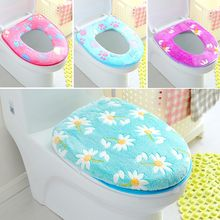 Fun House - Fleece Toilet Seat Cover