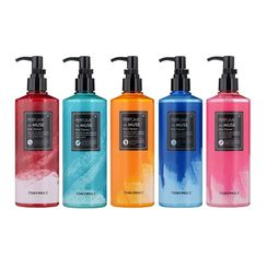 Tony Moly - Perfume De Muse Body Cleanser (Love Addiction) 400g