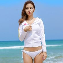 Tamtam Beach - Couple Zip Surf Top