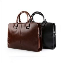 TESU - Faux Leather Briefcase