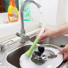 Home Simply - Detachable Faucet Sprayer with Cleaning Brush