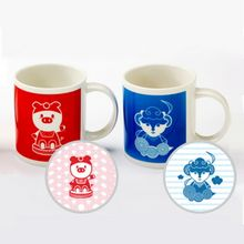 LIFE STORY - Animal Printed Coaster (8 pcs)