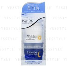 Pond's - Double White Set: Day SPF 20 PA++ & Whitening + Night Moisture & Whitening