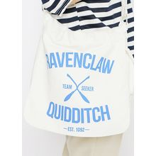 JOGUNSHOP - Lettering Canvas Shoulder Bag