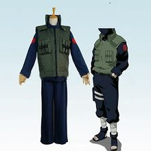 POP Wind - Naruto Hatake Kakashi Cosplay Costume