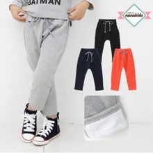nanakids - Kids Brushed-Fleece Lined Sweatpants