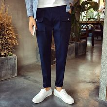 JVR - Cargo-Pocket Slim-Fit Sweatpants