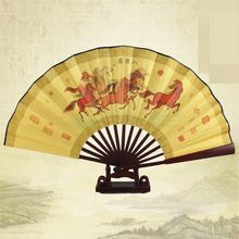 Wylon Arts & Crafts - Folding Paper Fan
