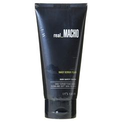 It's skin - Real Macho Daily Scrub Foam 120ml