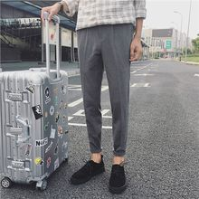 JUN.LEE - Slim Fit Pants