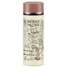 Skater - Alice in Wonderland Compact Stainless Mug Bottle