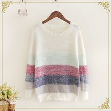 Fairyland - Color Block Sweater