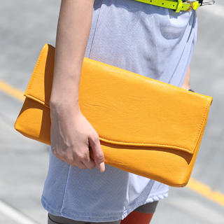 59 Seconds - Oversized Envelope Clutch