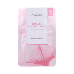 Mamonde - Flower Essence Hibiscus Mask (Deep Moisturizing)