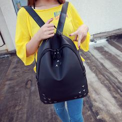 Secret Garden - Studded Backpack
