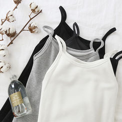 NANING9 - Plain Camisole Top