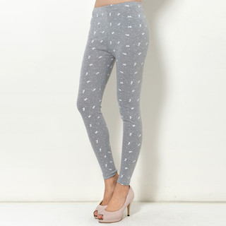 59 Seconds - Cat-Print Leggings