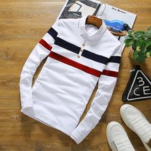 T for TOP - Long-Sleeve Polo Shirt