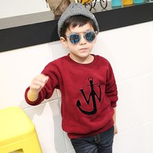 Lemony dudu - Kids Applique Sweatshirt