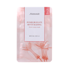 Mamonde - Flower Essence Pomegranate Mask (Revitalizing)