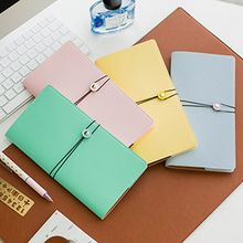 Show Home - Strapped Small Notebook
