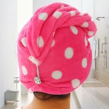 SunShine - Fleece Shower Cap