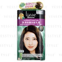 Kao - Liese Blaune Treatment Cream Color (Medium Brown)
