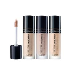 The Saem - Cover Perfection Concealer Foundation SPF50+ PA+++ (#01 Clear Beige)