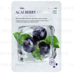 LadyKin - Ice Cold Mask (Acai Berry Lifting) (Bio Cellulose)