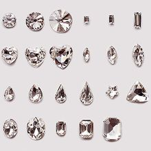 Bitz Nails - Rhinestone Nail Decoration