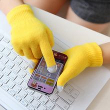 SunShine - Touchscreen Knit Gloves