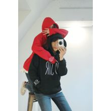 ATTYSTORY - Couple Hooded Brushed-Fleece Pullover