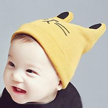 Hats 'n' Tales - Baby Cat Ear Beanie