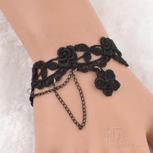 Trend Cool - Lace Chain Bracelet