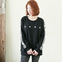 GLAM12 - Long-Sleeve Print T-Shirt