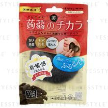 LUCKY TRENDY - Dry Knojak Face Massage Puff (PFD400)