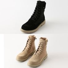 Rememberclick - Faux-Suede Boots