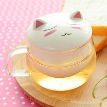 Show Home - Animal Lid Drinking Cup with Tea Infuser