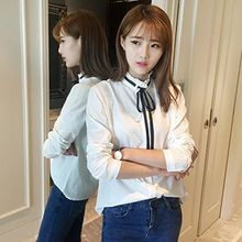 Angel Love - Frill Collar Tie Neck Shirt