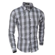 Hansel - Check Shirt