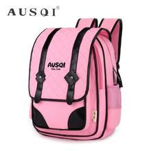 Ausqi - Kids Contrast Canvas Backpack