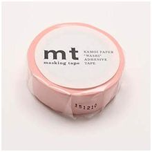 mt - mt Masking Tape : mt 1P Pastel Red