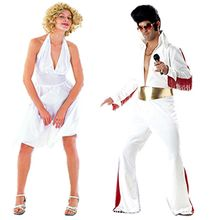 Giffin - Elvis Presley / Marilyn Monroe Party Costume